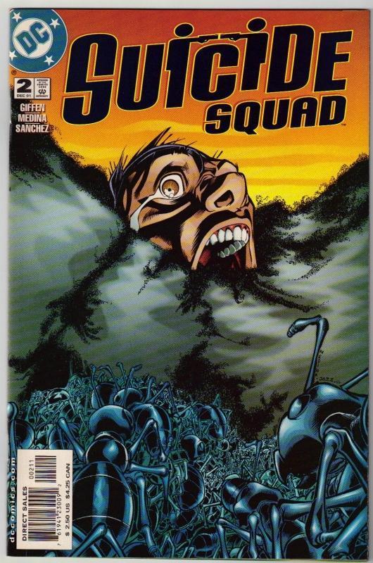 Suicide Squad #2 comic book near mint 9.4