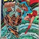 Supergirl #18 comic book near mint 9.4