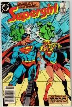 Supergirl #21 comic book near mint 9.4