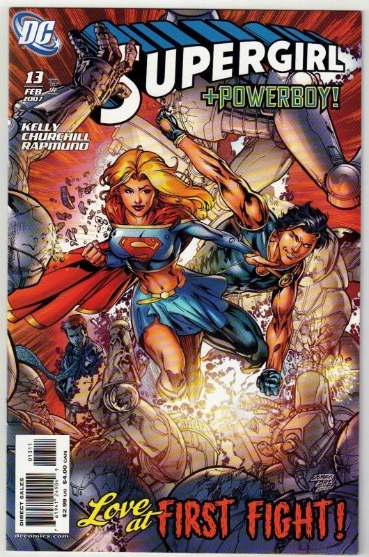Supergirl #13 comic book mint 9.8