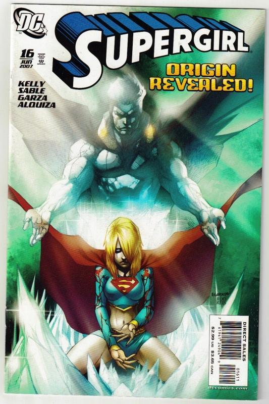 Supergirl #16 comic book mint 9.8
