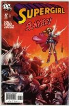 Supergirl #17 comic book mint 9.8