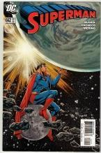 Superman #662 comic book near mint 9.4