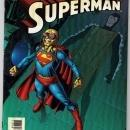 Adventures of Superman annual #8 comic book near mint 9.4