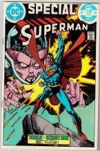 Superman special #1 comic book mint 9.8
