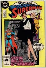 Superman #11 comic book near mint 9.4
