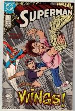 Superman #15 comic book near mint 9.4