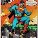 Superman #31 comic book near mint 9.4