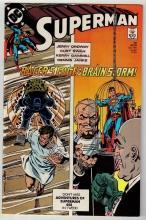 Superman #35 comic book near mint 9.4