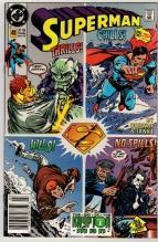Superman #41 comic book mint 9.8