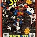 Superman #50 comic book near mint 9.4