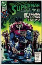 Superman #60 comic book mint 9.8