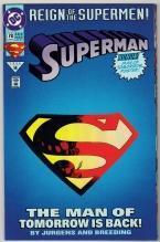 Superman #78 comic book mint 9.8