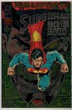 Superman #82 premium cover comic book mint 9.8