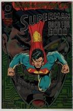 Superman #82 premium cover comic book mint 9.8