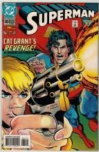 Superman #85 comic book near mint 9.4