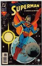Superman #86 comic book near mint 9.4