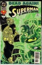 Superman #94 comic book mint 9.8