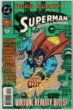 Superman #96 comic book mint 9.8