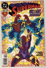 Superman #103 comic book mint 9.8