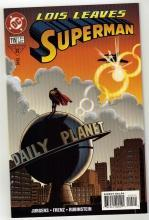 Superman #115 comic book near mint 9.4