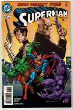 Superman #113 comic book mint 9.8