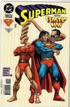 Superman #110 comic book mint 9.8