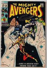 Avengers #64 comic book good/very good 3.0