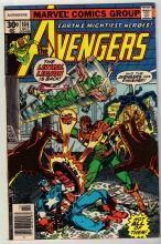 Avengers #164 comic book fine 6.0