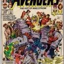 Avengers #250 comic book fine 6.0