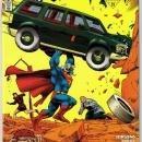 Superman #124 comic book near mint 9.4
