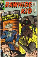 Rawhide Kid #48 comic book fn/vf 7.0