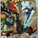 Superman #127 comic book near mint 9.4
