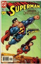 Superman #155 comic book mint 9.8