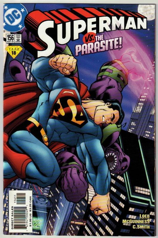 Superman #156 comic book mint 9.8