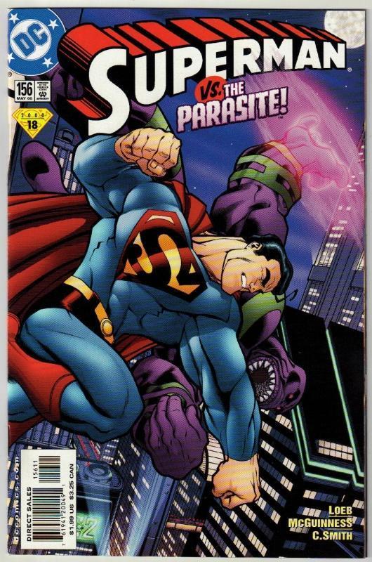 Superman #156 comic book mint 9.8