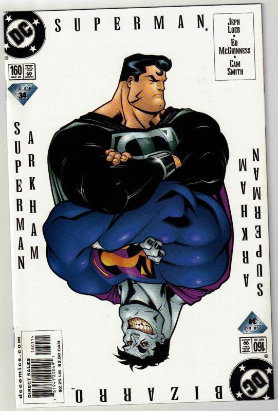 Superman #160 comic book mint 9.8
