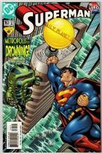 Superman #163 comic book mint 9.8