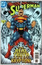 Superman #166 comic book mint 9.8
