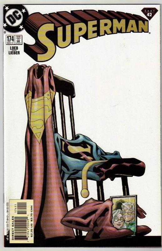 Superman #174 comic book mint 9.8