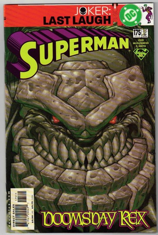 Superman #175 comic book mint 9.8