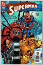 Superman #186 comic book mint 9.8