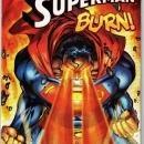 Superman #218 comic book near mint 9.4