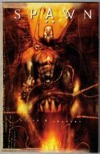 Spawn Blood & Shadows comic graphic novel