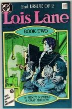 Lois Lane #2 comic book near mint 9.4