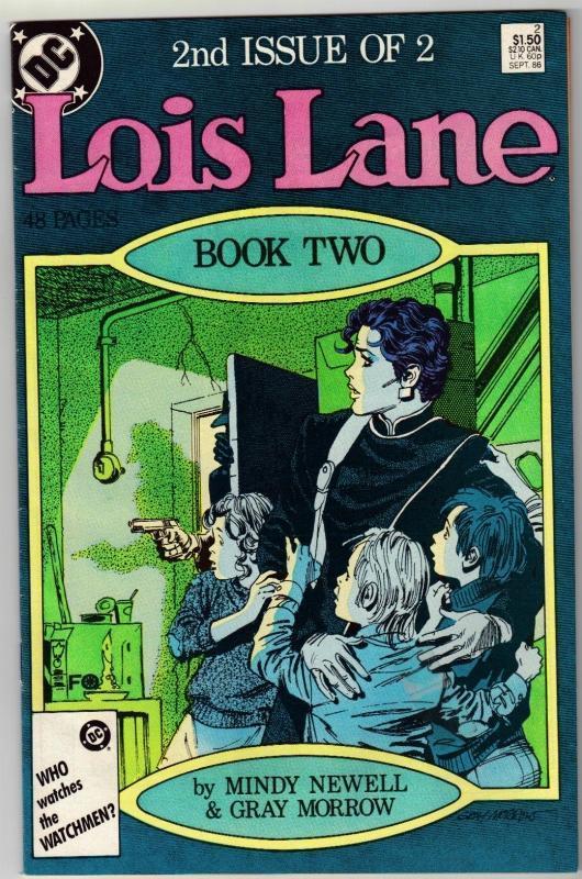 Lois Lane #2 comic book near mint 9.4