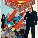 The Man of Steel #4 comic book near mint 9.4