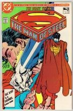 The Man of Steel #5 comic book near mint 9.4