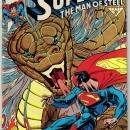 Superman  The Man of Steel #3 comic book mint 9.8