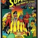 Superman  The Man of Steel #20 comic book near mint 9.4